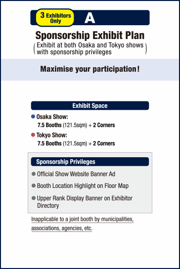 A Sponsorship Exhibit Plan